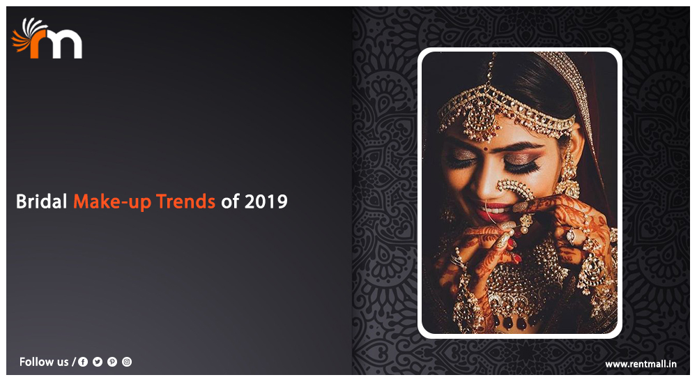 Bridal Make-Up Trends of 2019